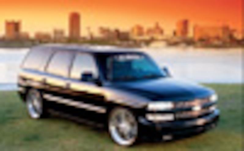 2003 chevy tahoe custom sport truck sport truck magazine truck trend