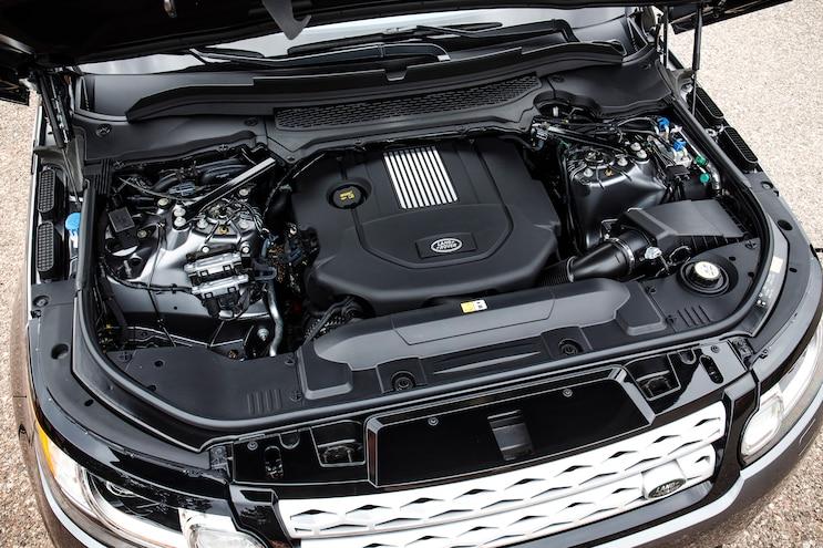 103 2016 Range Rover Sport Td6 Diesel