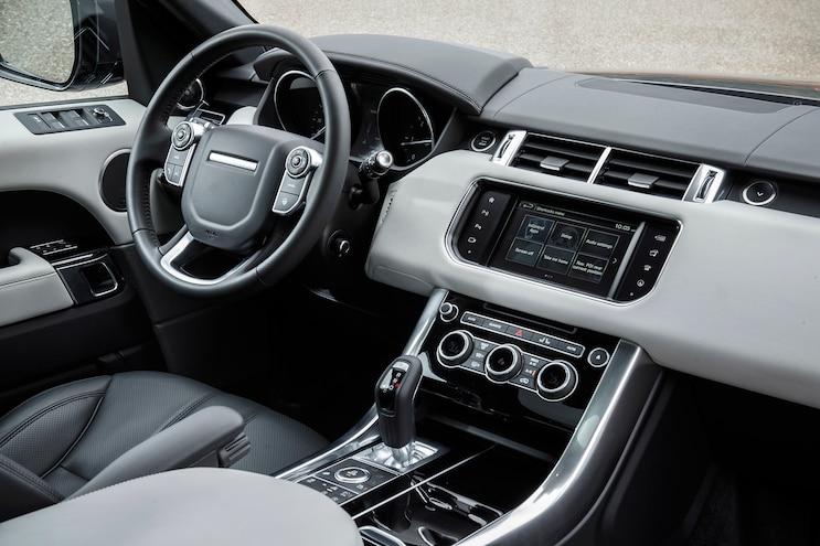 072 2016 Range Rover Sport Td6 Diesel