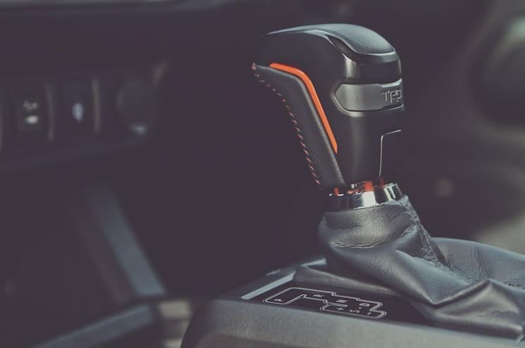 2017 Toyota Tacoma Trd Pro Interior Shift Knob