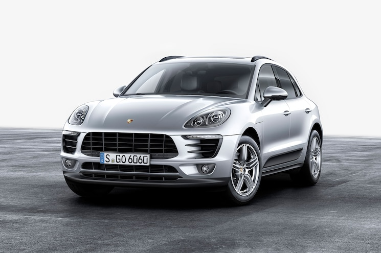 2017 Porsche Macan SUVs Held At Port Released for Sale