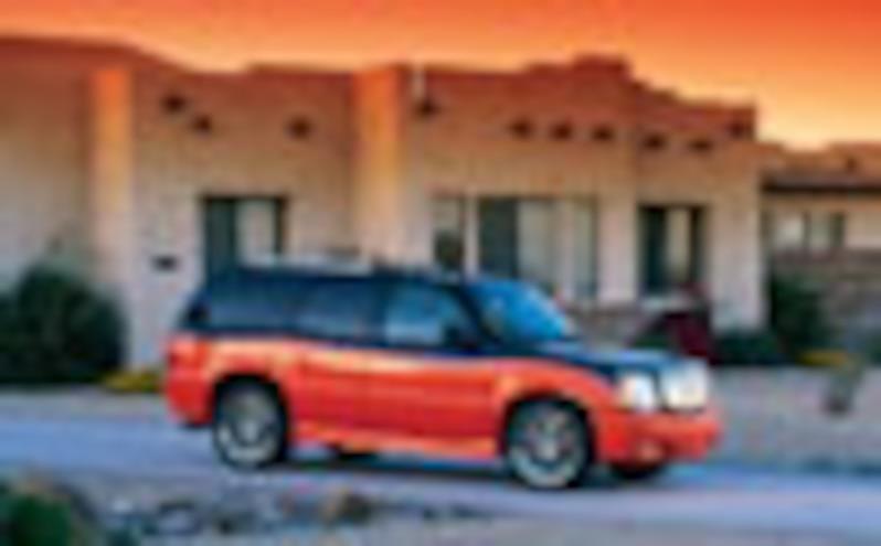 2004 cadillac escalade custom cadillac truckin magazine truck trend
