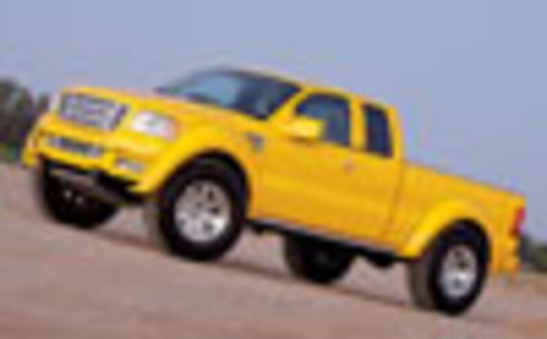 Ford F 150 Tonka >> 2004 Ford F 150 Tonka Custom Trucks Truckin Magazine
