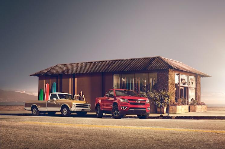 No Ocean in Colorado: Chevrolet Debuts Special Shoreline Package for Pickup