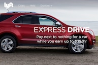 Lyft Express Drive Review 2020.Gm Lyft Express Drive Lets You Rent Your Meal Ticket