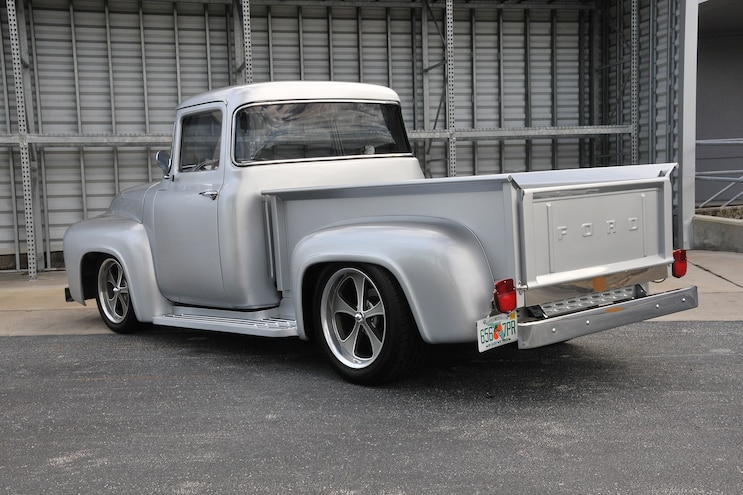 03 1956 Ford F 100