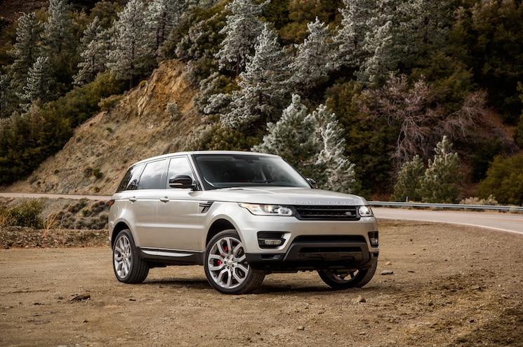 2015 Land Rover Range Rover Sport V8 Supercharged Arrival