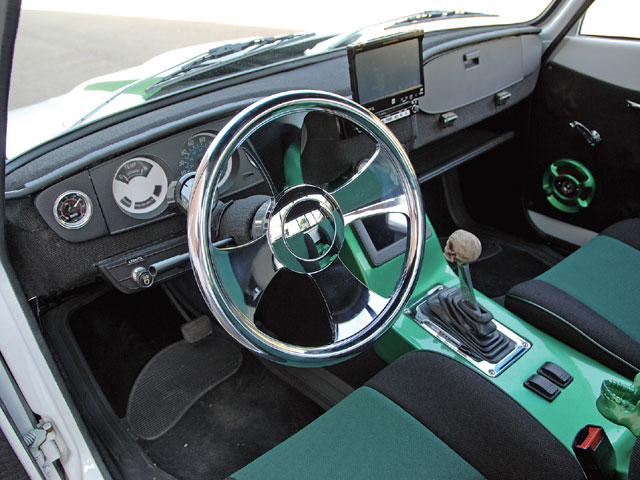 1979 Chevy Luv - Custom Trucks