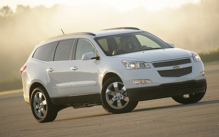 2009 Chevrolet Traverse - First Drive - Truck Trend