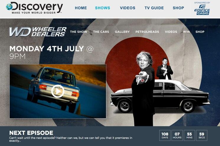 003 1976 Chevy LUV Wheeler Dealers Summer 2016 Season