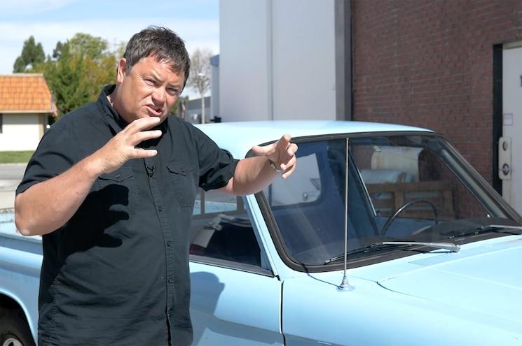Wheeler Dealers Next Season Sneak Peek Video: Chevy LUV for Sale