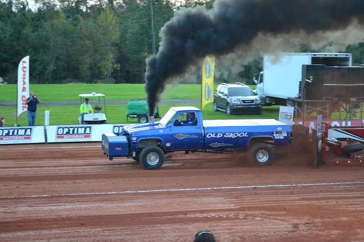022 Rudy Truck Jam Old Skool Puller