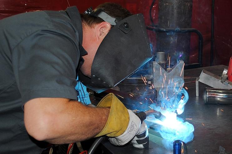 004 Sinister Diesel Welding Shop