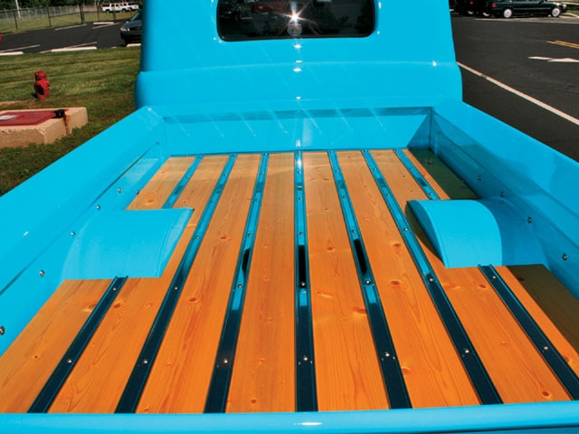 1949 Ford F1 Pickup truck Bed