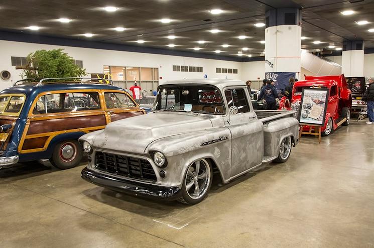 3 2016 Detroit Autorama All Chevy Trucks
