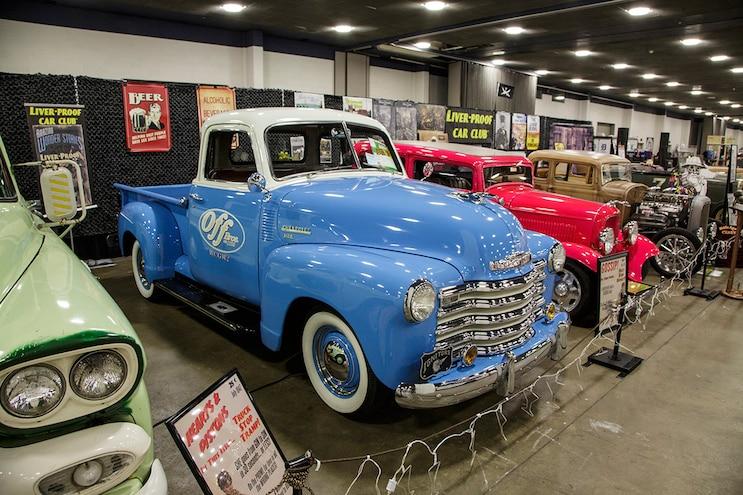 2016 Detroit Autorama All Chevy Truck Photo Gallery