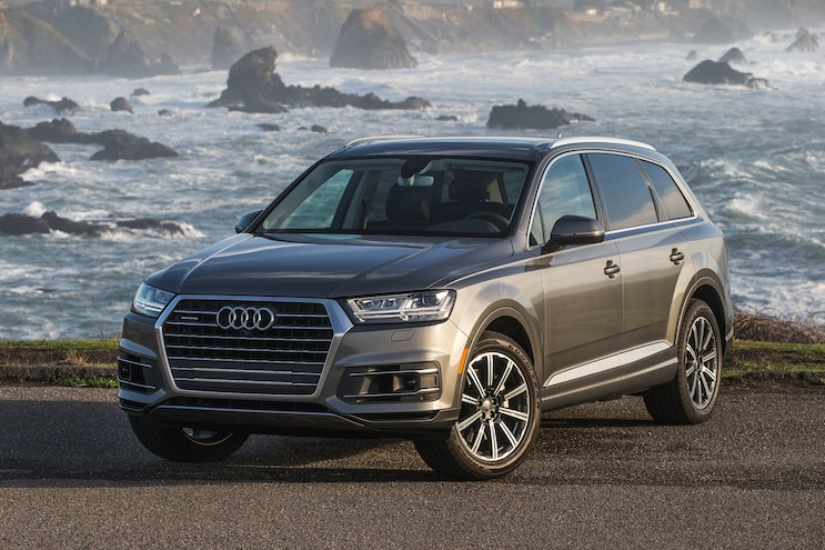 Audi Adds 2.0T Engine to 2017 Q7 In Absence of TDI