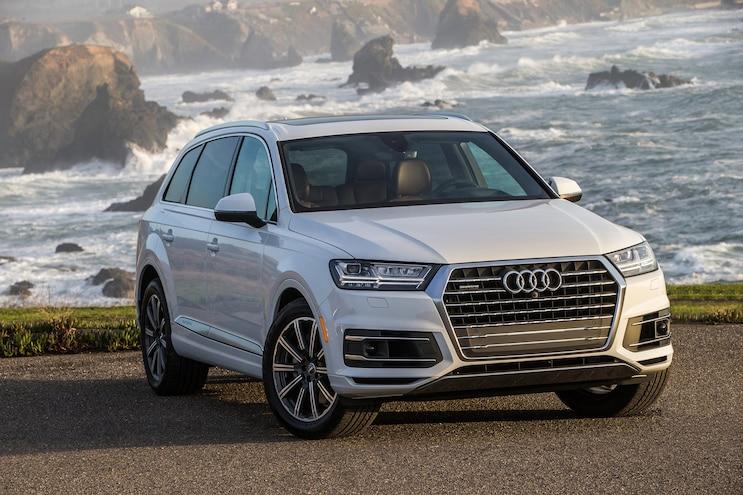 First Drive: 2017 Audi Q7 - Light & Loaded