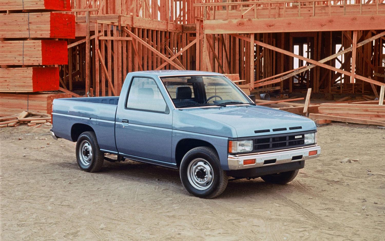 97 nissan xe pickup manual