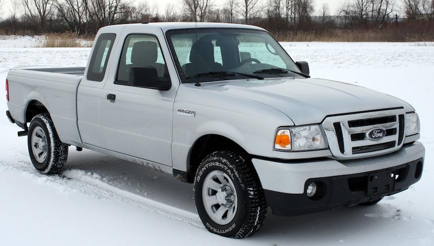 2011 Ford Ranger Xlt 4x4