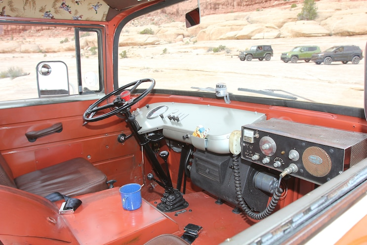Jeep Forward Control Resto Mod  9