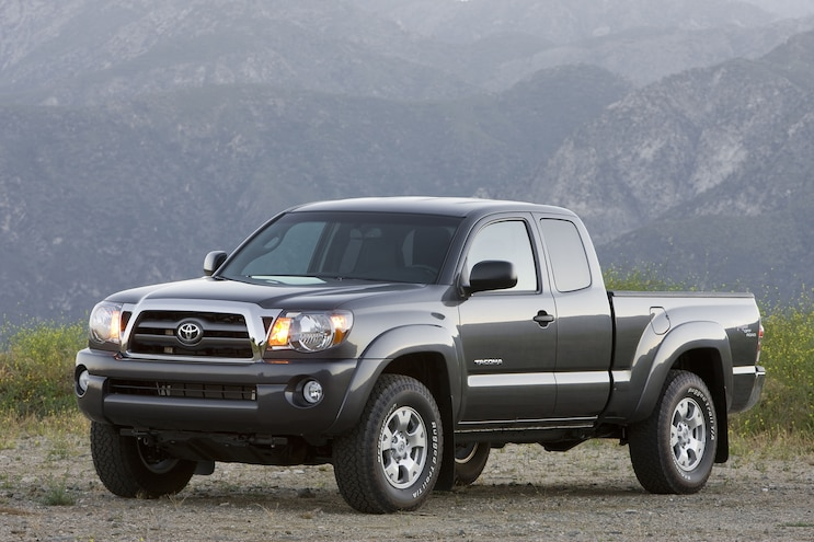 Pre-Owned 2005 to 2015 Toyota Tacoma