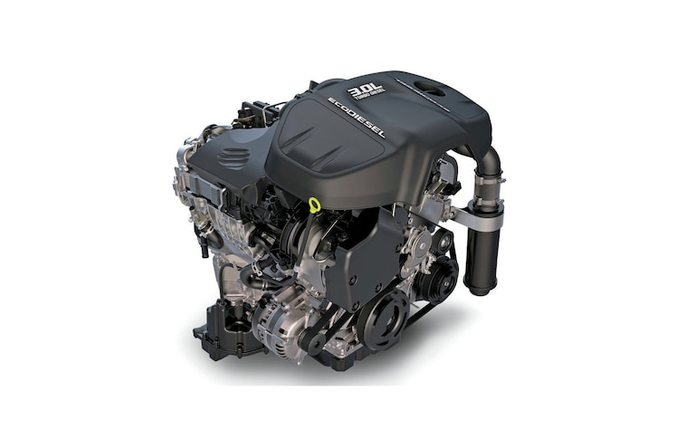 3 0l Ecodiesel Engine