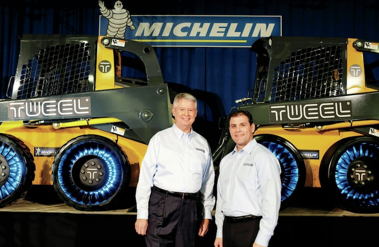 Michelin Tire Leaders