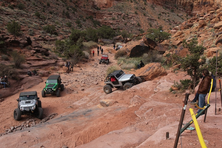 Prowling Pritchett Canyon for awesome Moab EJS 2016 Action, Day 5