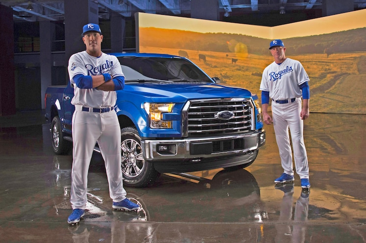 Ford Introduces F-150 MVP Edition For Kansas City Area