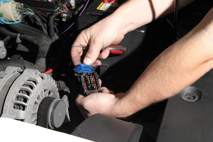 22 GM Truck Flex Fuel Coversion