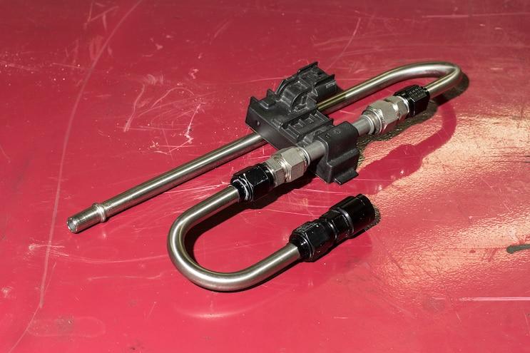 15 GM Truck Flex Fuel Coversion