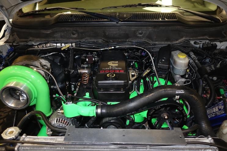 021 ATS Gauntlet Shawn Aksamit 2009 Dodge Ram 3500 Engine