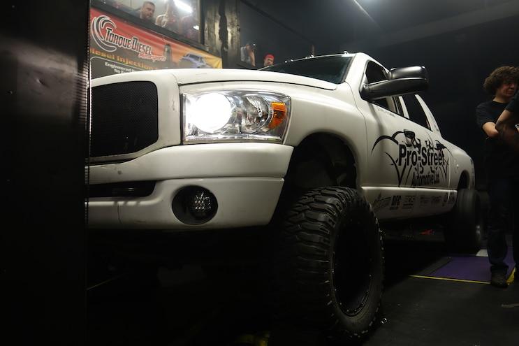 009 ATS Gauntlet Tyler Mize 2007 Dodge Ram 3500