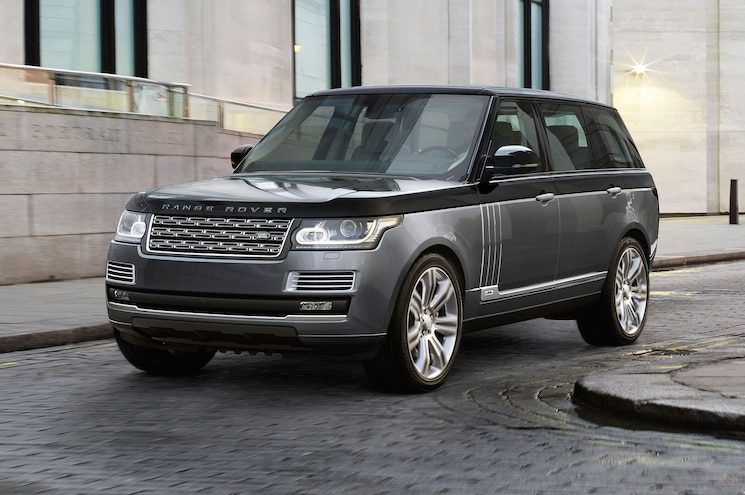 JLR Announces New Range-Topping Rover, the SVAutobiography