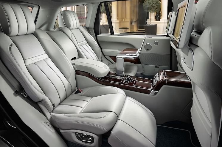 2016 Land Rover Range Rover SVAutobiography Interior