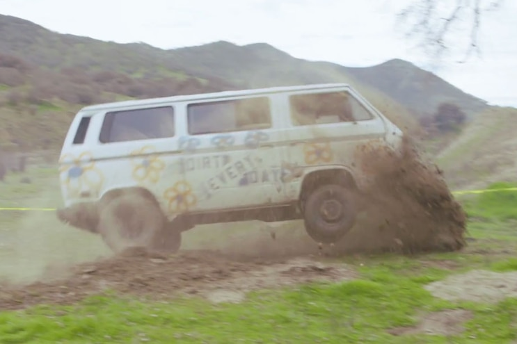 Ford Prerunner vs Volkswagen Van in an Epic Off-Road Race – Dirt Every Day 49!