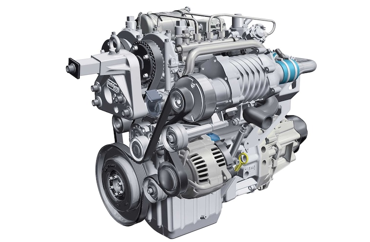 Renault Powerful 730cc Two-Stroke Inline-Two