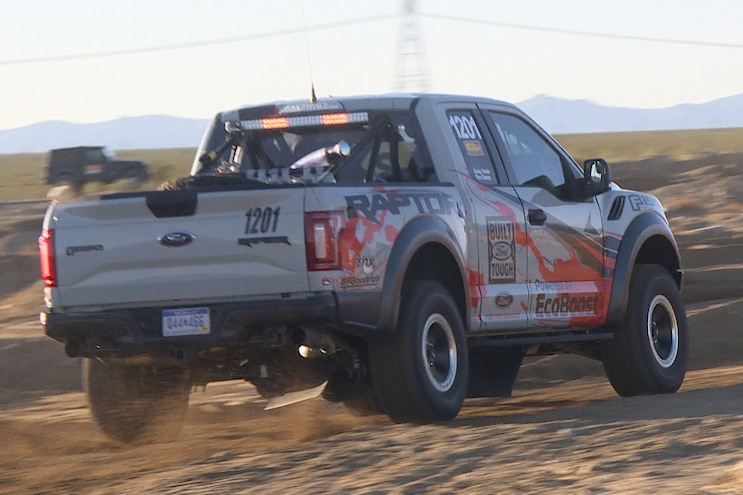 001 Mint 400 2017 Ford F 150 Raptor