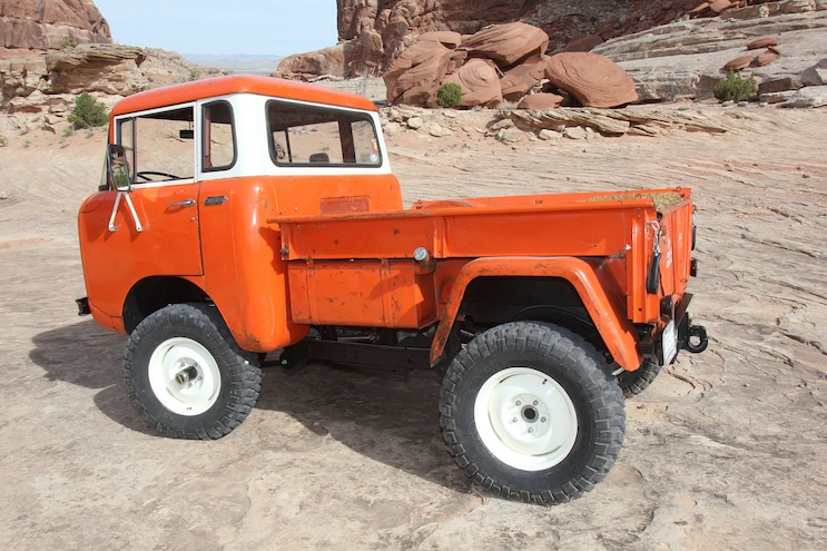 Ten Reasons why Jeep will remake the Forward Control - EJS 2016 in Moab Day 2