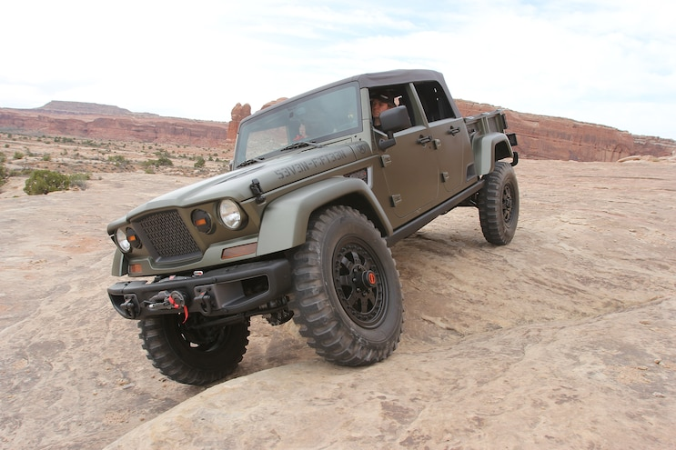 Jeep Crew Chief 715 Exposed At Moab EJS 2016 - Day 3: Exclusive Photos, Video, Opinions