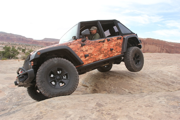 Jeep Trailstorm Hits Moab EJS 2016 Day 3: Exclusive photos, video, opinions