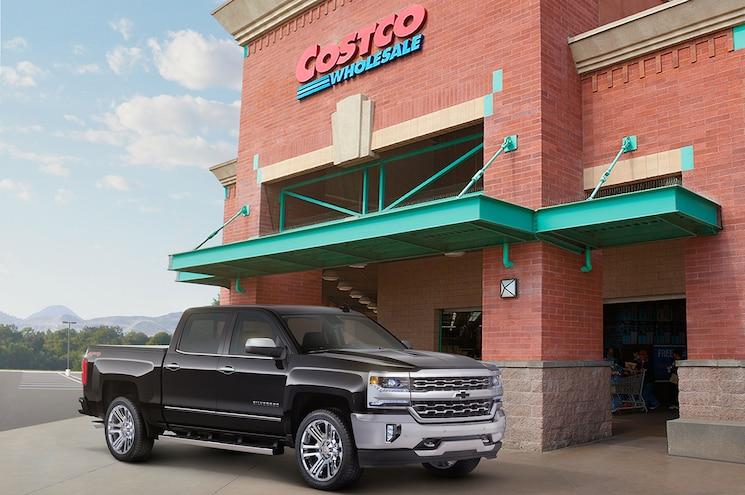 Costco to Offer Exclusive Chevrolet Silverado 1500 LTZ Trim