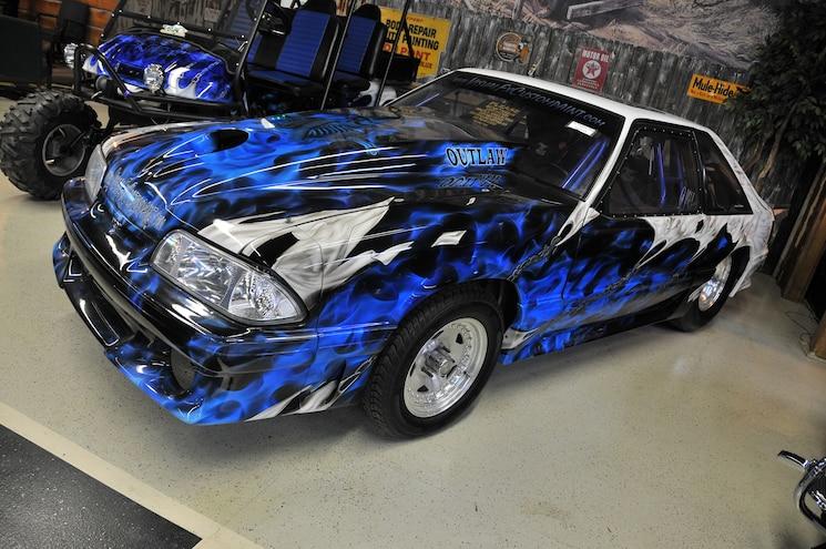 021 Visual FX Custom Paint