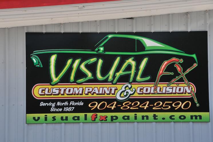 Custom Paint: An Inside Look at Visual FX