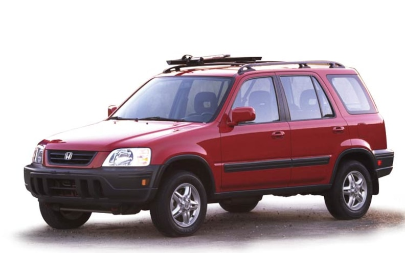1997 2001 Honda Cr V Preowned Truck Trend