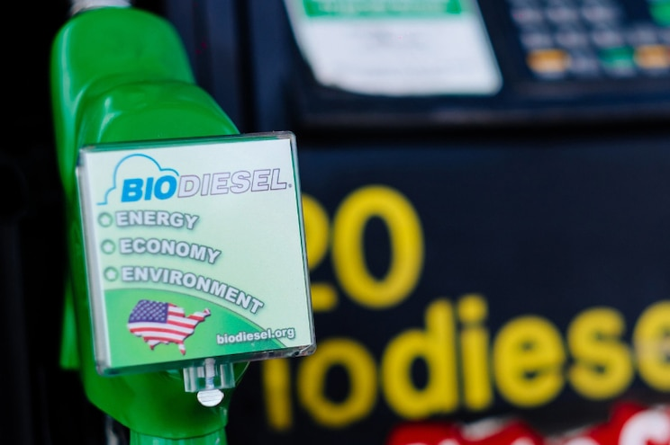 Study Finds Biodiesel Most Common Choice for Alternative Fleet Fueling