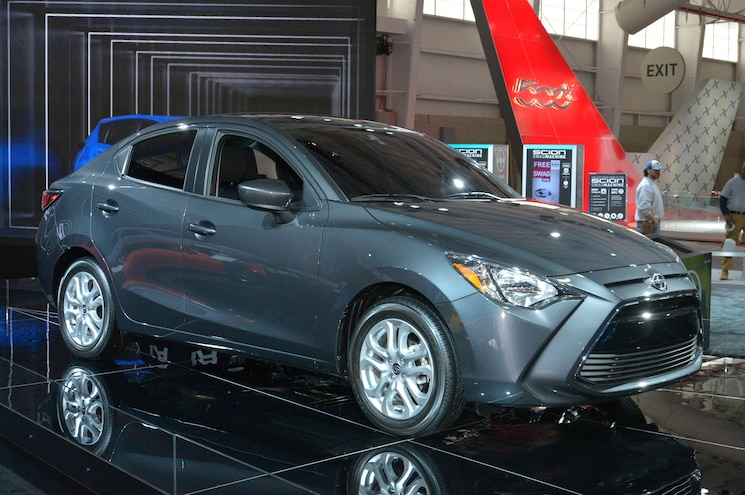 2016 Scion iA First Look