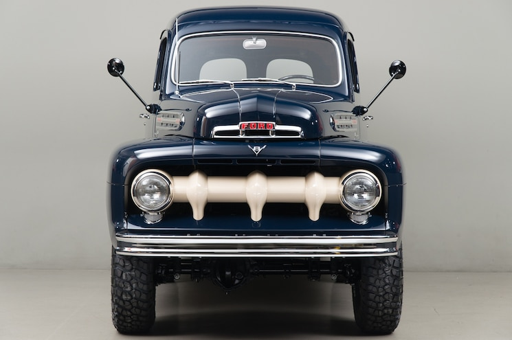 1951 Ford F 1 Ranger Marmon Harrington Front View