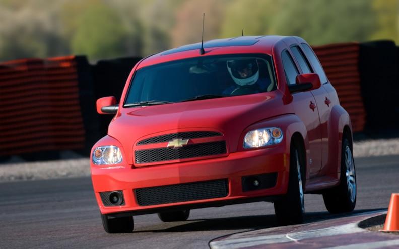 2009 Chevrolet Hhr First Look Truck Trend